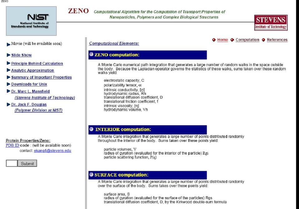 ZENO-Web-Page