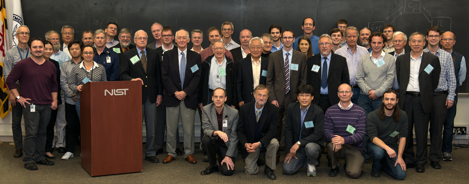 Big G workshop participants
