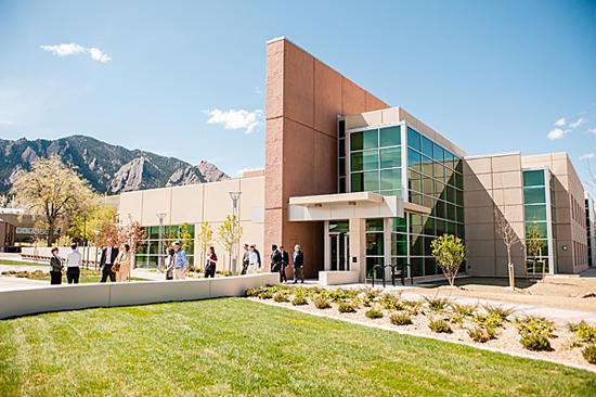 PML Boulder exterior