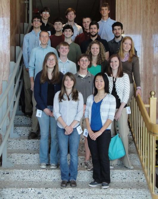 2011 SURF Students Orientation Composite