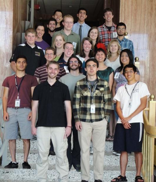 2012 SURF Students Orientation Composite