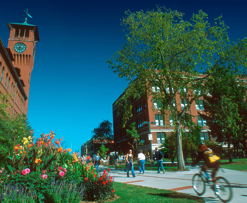 University of Wisconsin-Stout photo of campus.