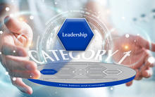 2019-2020 Baldrige Excellence Framework Criteria Overview highlighting the Leadership item.
