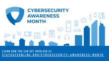 Cybersecurity Awareness Month Blog Image