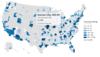 CyberSeek interactive map