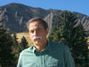 Physicist David J. Wineland of NIST Boulder Laboratories in Colorado