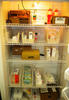 Photo of vaccines in a refrigerator