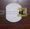 Prototype microchip device combining NIST's miniature atomic magnetometer with a fluid channel