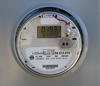 photo of a smart meter
