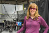 NIST physicist Elizabeth Donley