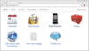 Screenshot of NEMO application home page