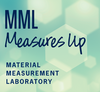 MML Measures Up logo on background of hexagons