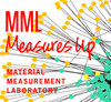 MML Measures Up logo on data diagram