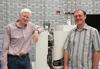 CNST Physicists Kevin Twedt and Vladimir Aksyuk