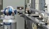 Laser tracker calibration in Tape Tunnel Facility