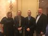 Photo of COE2016 Board Members JoAnn Sternke, Brian Lassiter, Bob Fangmeyer, and Lowell Kruse