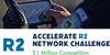 Accelerate R2 Network Challenge Banner Image