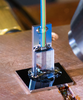 Photonic thermometry package