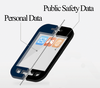 separation personal data and public safety data pscr