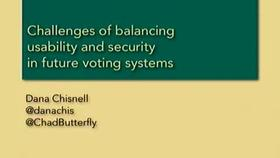 Future of Voting System Symposium Day 3, Part 1 Thumbnail