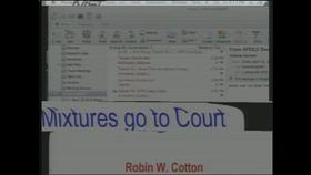 Court and Expert Witness Testimony-Robin Cotton Thumbnail