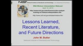 What We Have Learned and Recent Literature-John Butler Thumbnail
