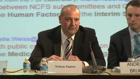 National Commission on Forensic Science Meeting 6, Part 7 Thumbnail