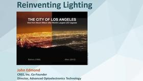 NIST Colloquium Series -  Reinventing Lighting - John Edmond Thumbnail