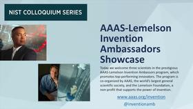 AAAS-Lemelson Invention Ambassadors Showcase Highlights