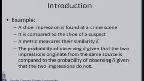 IBPC Technical Colloquium- Quantifying the Weight of Forensic Evidence Webcast Day 2, Part 3 Thumbnail
