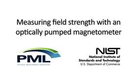 Measuring Field Strength with an Optically Pumped Magnetometer Thumbnail
