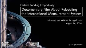 Webinar: Funding Opportunity to Produce a Science Documentary Thumbnail