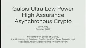 Lightweight Cryptography Workshop Day 2, Part 2 Thumbnail