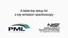 A Table-Top Setup for X-Ray Emission Spectroscopy Thumbnail
