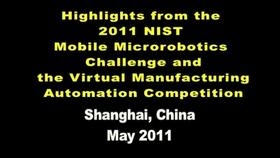 NIST-Hosted Robotics Challenges in China Thumbnail