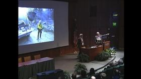 NIST Colloquium: Visualizing Science from Fire to Ice by Mark Theissen, National Geographic Thumbnail