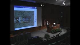 NIST Colloquium - Water Supply Issues in the Delaware River System, David Wunsch