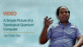 A Simple Picture of a Topological Quantum Computer Thumbnail