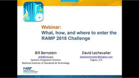 RAMP 2018 Challenge Webinar: What, How and Where to Enter Thumbnail