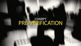 Charpy Testing – Preparation of a Machine for Verification Testing Thumbnail