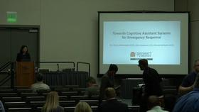 Cognitive Assistant Systems for Emergency Response Thumbnail