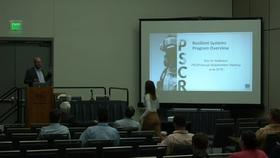 PSCR Resilient Systems Program Overview Thumbnail