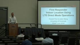 First Responder Indoor Location Using LTE Direct Mode Thumbnail