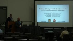 Modeling and Development of Resilient Communication for First Responders Thumbnail