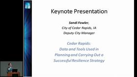 Keynote Address - 2018 Community Resilience Data Workshop Thumbnail