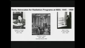 NIST Colloquium Series: Radiation Physics at NBS/NIST - A Half Century of Metrology in NIST Building 245 Thumbnail