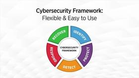Cybersecurity Framework: Flexible & Easy to Use Thumbnail