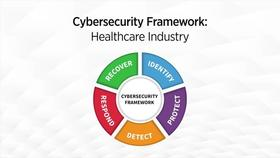 Cybersecurity Framework: Healthcare Industry Thumbnail