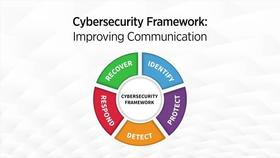 Cybersecurity Framework: Improving Communication Thumbnail