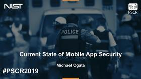The Current State of Mobile Application Security Thumbnail